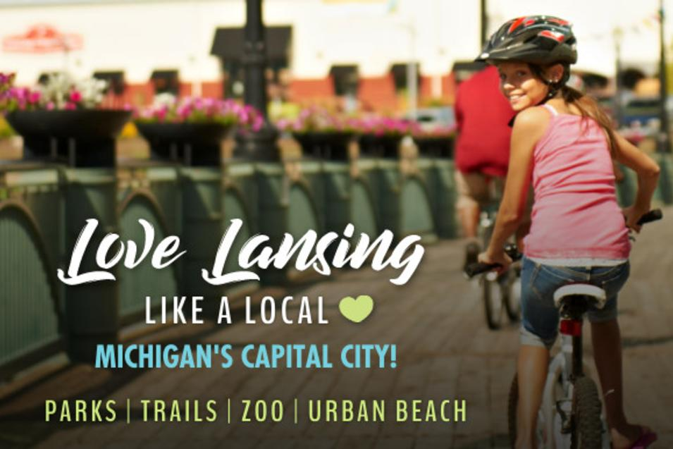 Love Lansing Trails Ad 2020