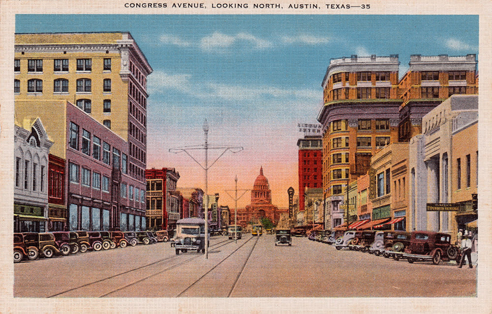 Historic Congress Avenue