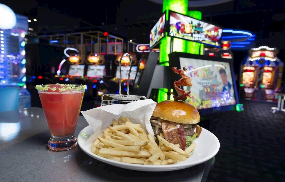 Dave & Buster's Food, Drinks, and Games in Wichita