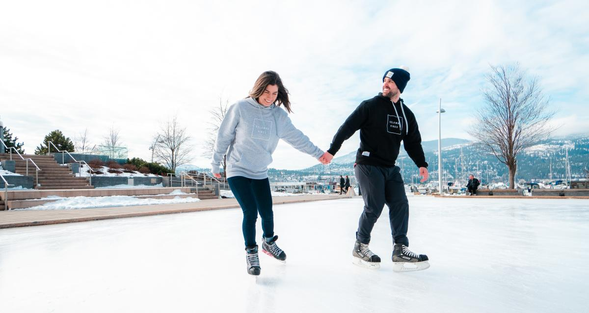 Winter story idea - ice skating