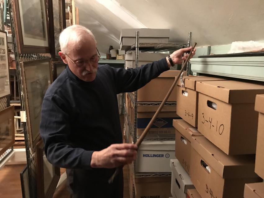 2017-Ontario-County-Historical-Museum-Interior-vintage-canes