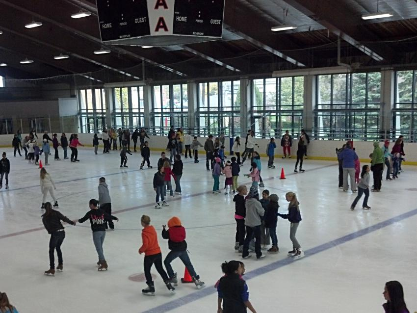 Geneva Recreation Center Ice Rink Open Skate
