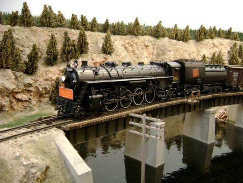 Charleswood Legion_Winnipeg Model Railroad Club