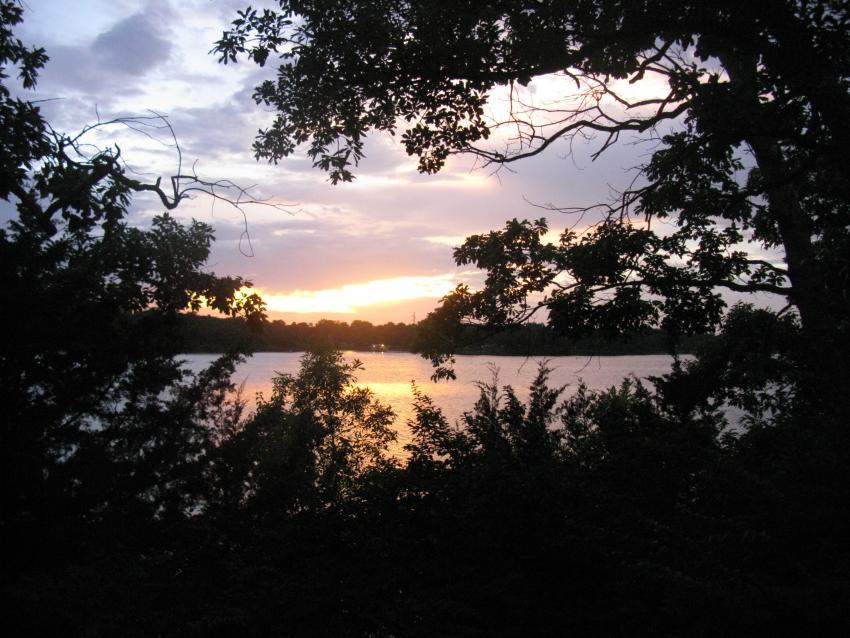 Lake Shawnee Campground - photo courtesy of Laura Fletcher