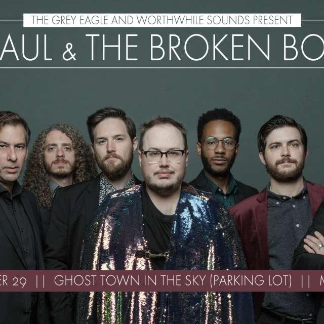 ST PAUL & THE BROKEN BONES: DRIVE-IN CONCERT AT GHOST TOWN IN THE SKY