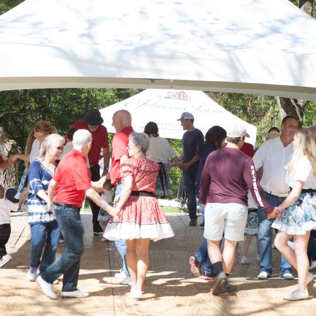 Historic Johnson Farm Spring Festival