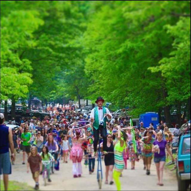 The 24th Annual French Broad River Festival