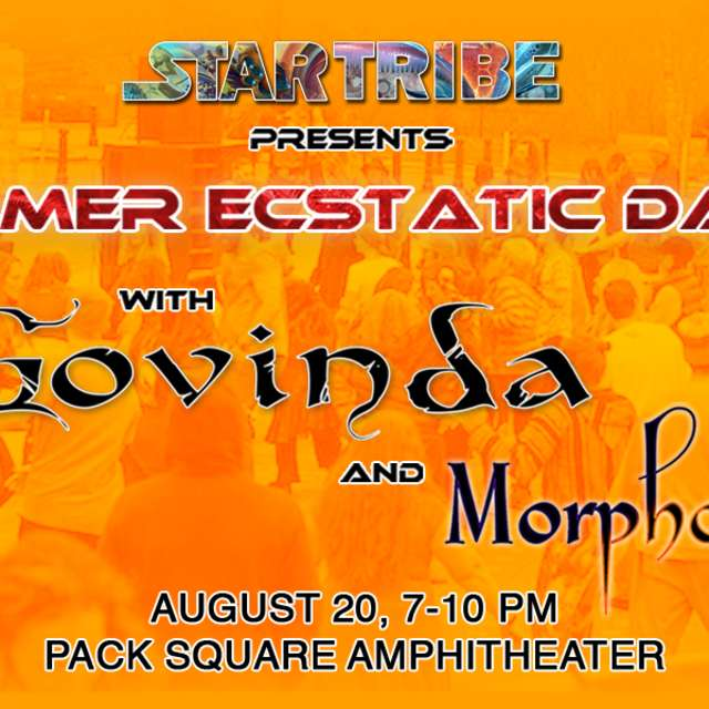 Summer Ecstatic Dance, presented by StarTribe