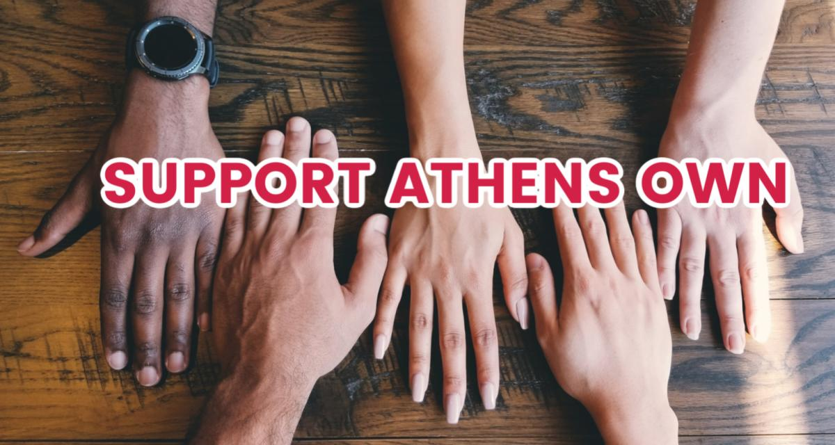 Support Athens Own