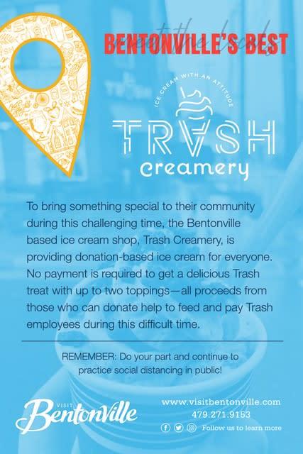 Bentonville's Best - Trash Creamery