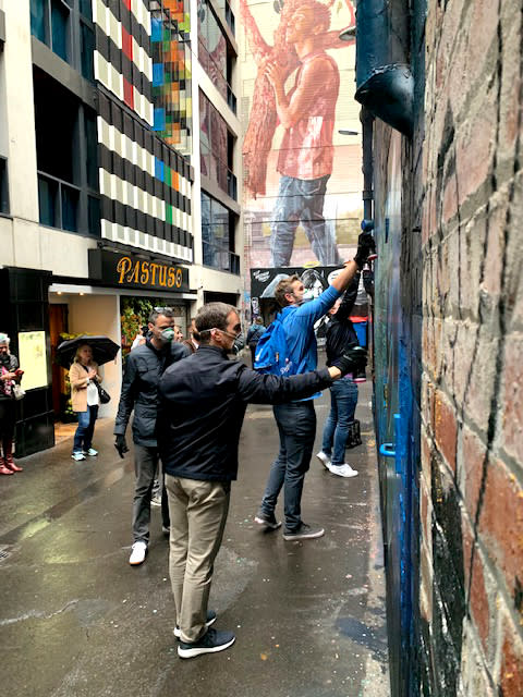 Localing Private Tours - Street Art Masterclass