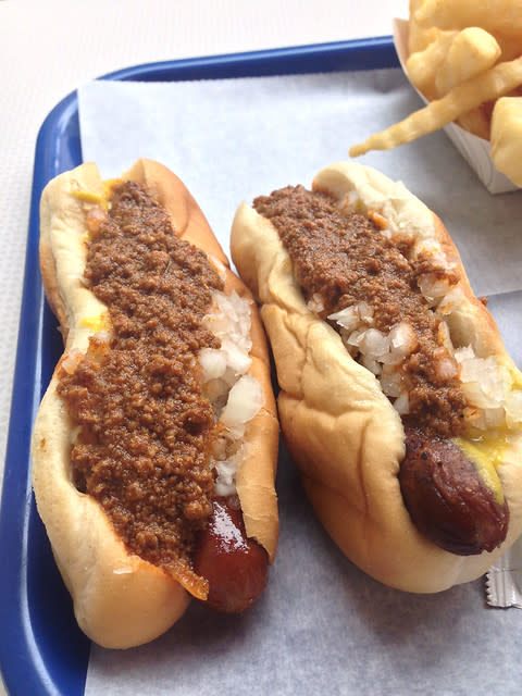 Roanoke Weiner Stand - Hot Dogs