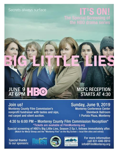 Big Little Lies Event
