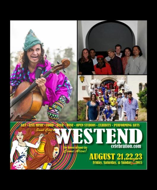Sand City West End Celebration