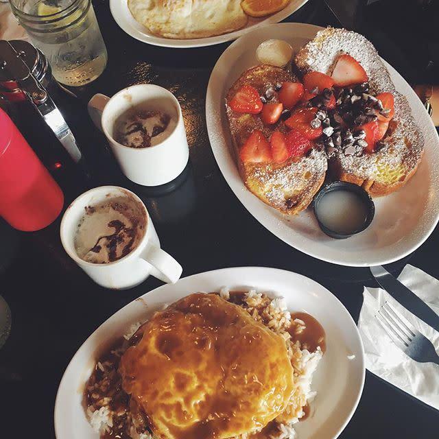 Bread Crumb Ohana Cafe