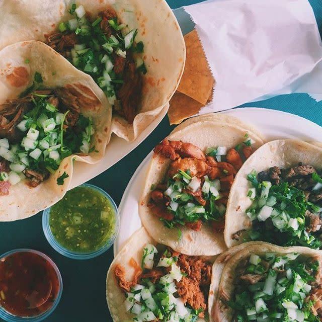 Las Barcas Tacos