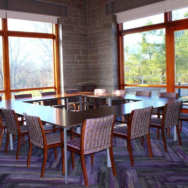 Maymont Nature Center Conference Room