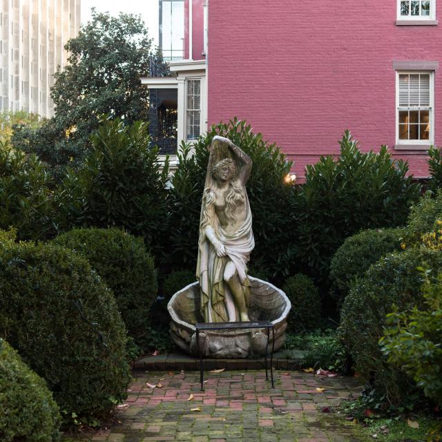 The Valentine Garden