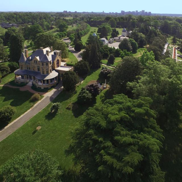 Maymont Estate Aerial