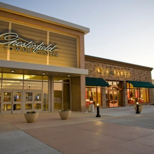 NEW Chesterfield Towne Center