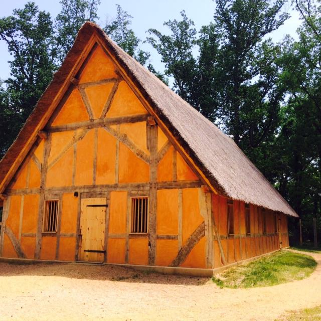 Henricus Church and Meeting Hall