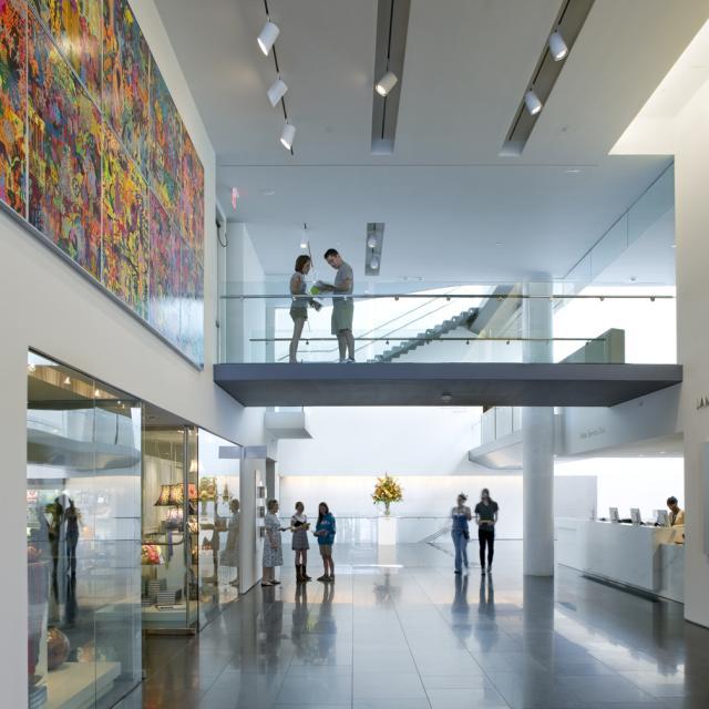 VMFA Interior