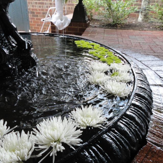 Garden Courtyard Fountain
