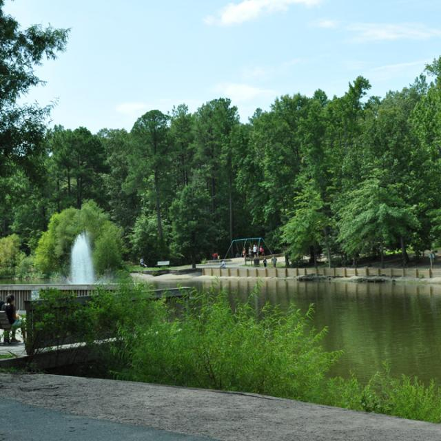 NEW Deep Run Park