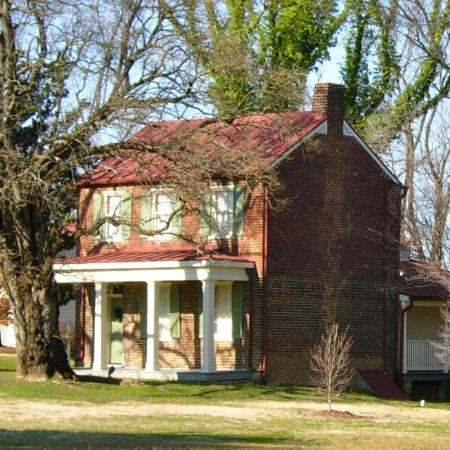 Clarke-Palmore House Museum