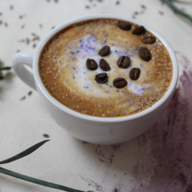 Our Lavender Latte