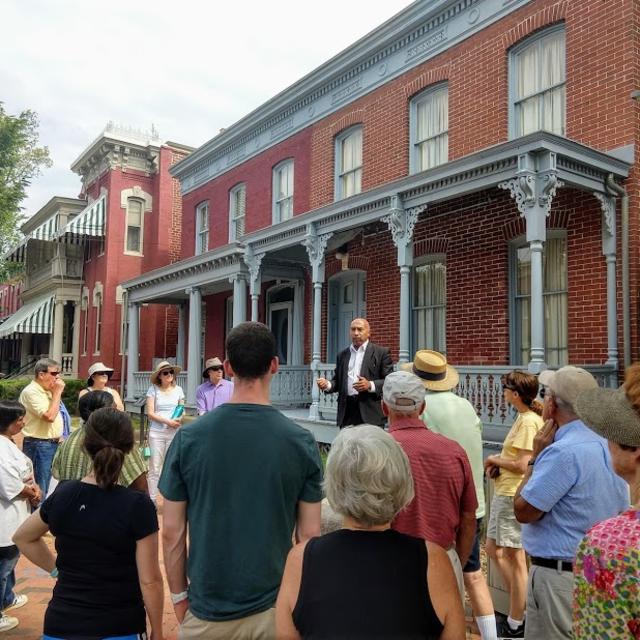 Maggie Walker Historical Site