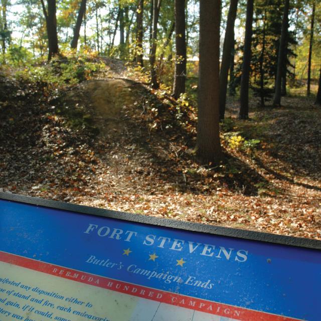 Fort Stevens