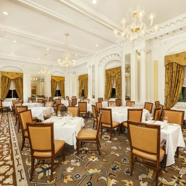 Lemaire at The Jefferson Valentine Dining Room