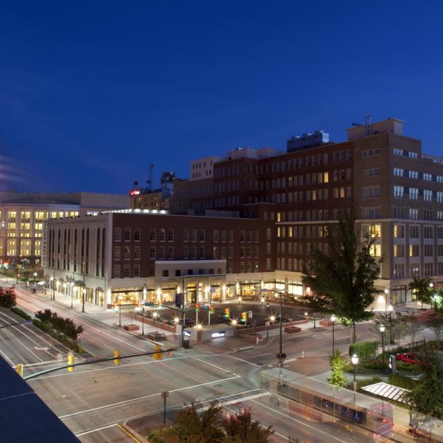 Hilton Garden Inn Downtown Richmond Hotel