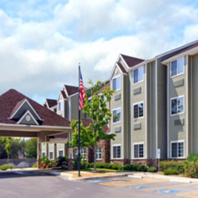 Microtel Inn and Suites Exterior