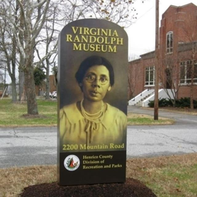 NEW Museum in Memory of VA E Randolph