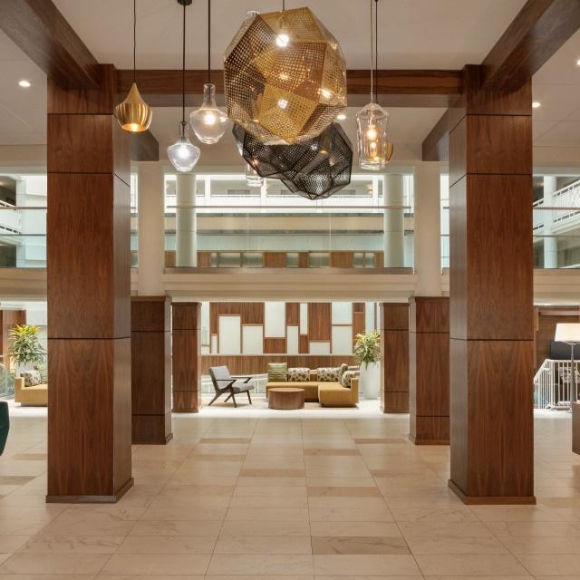 Welcome to Embassy Suites by Hilton Richmond Conference Center