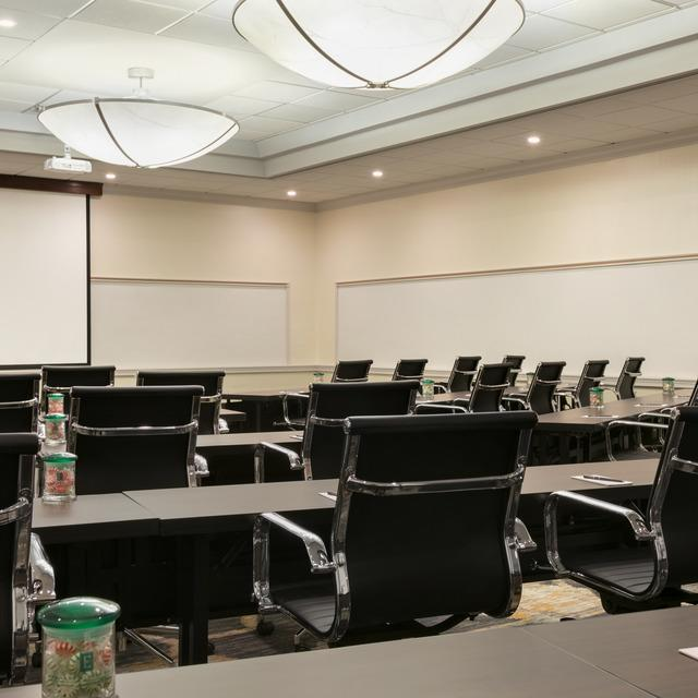 Only IACC approved Conference Center in Richmond- Monroe Room