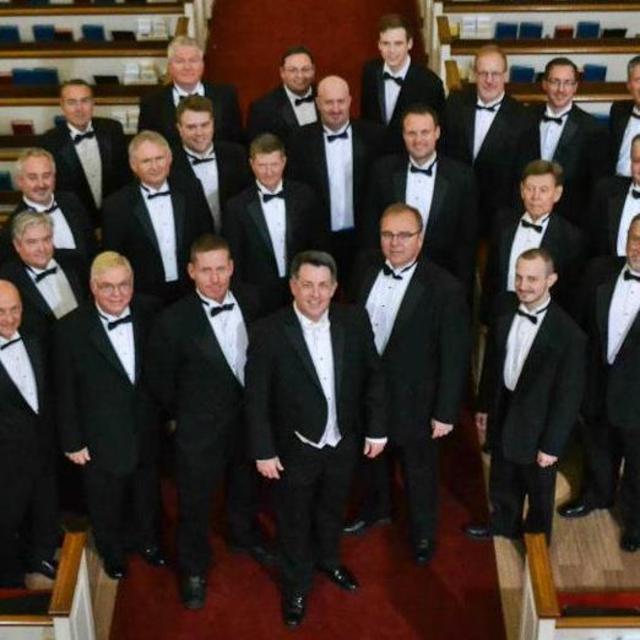 NEW Richmond Men's Chorus
