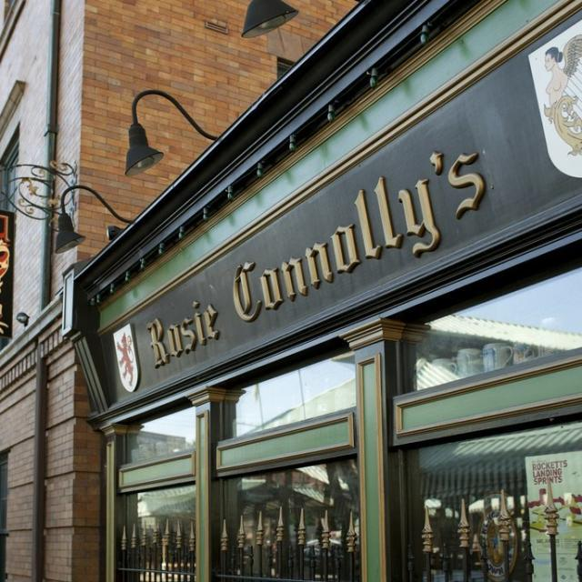 NEW Rosie Connolly's