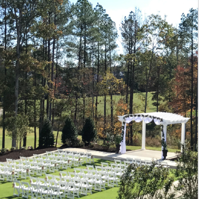 The Wedding Lawn