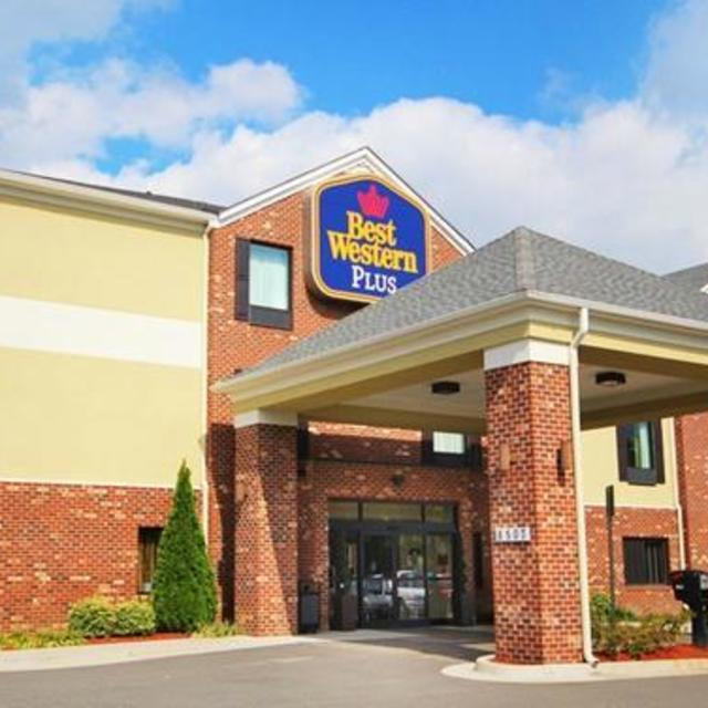 NEW Best Western Plus Glen Allen