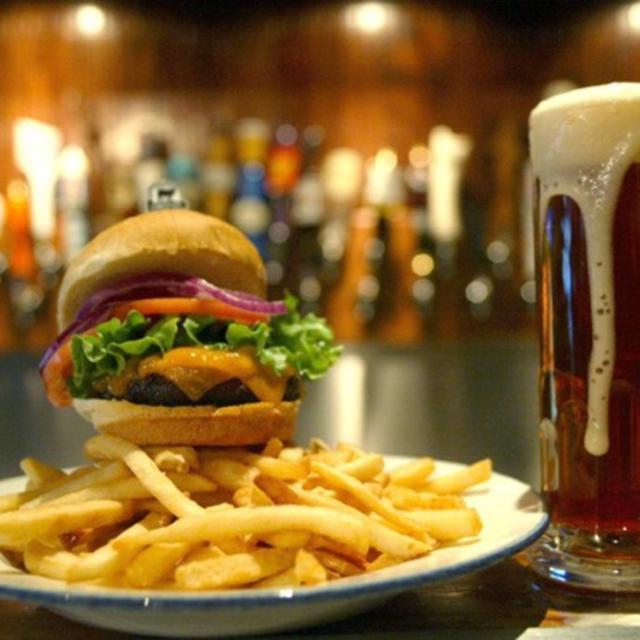 $2 Burger night