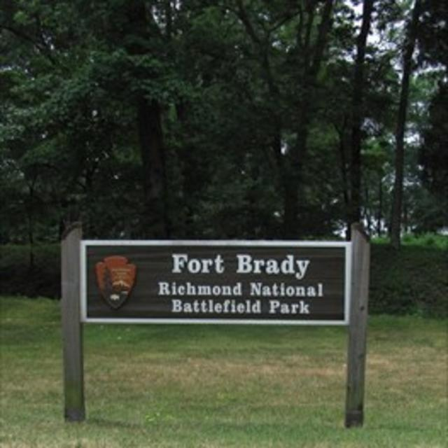 NEW Fort Brady