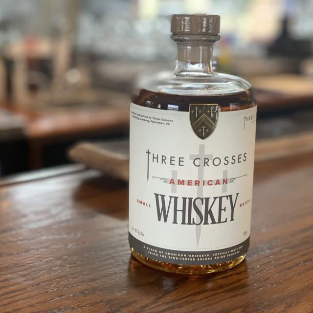 Three Crosses American Whiskey