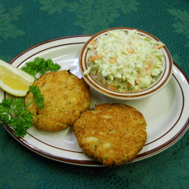 Homemade Crabcakes