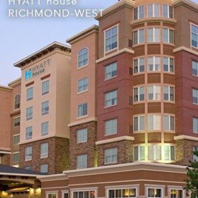 Hyatt House Richmond West Exterior