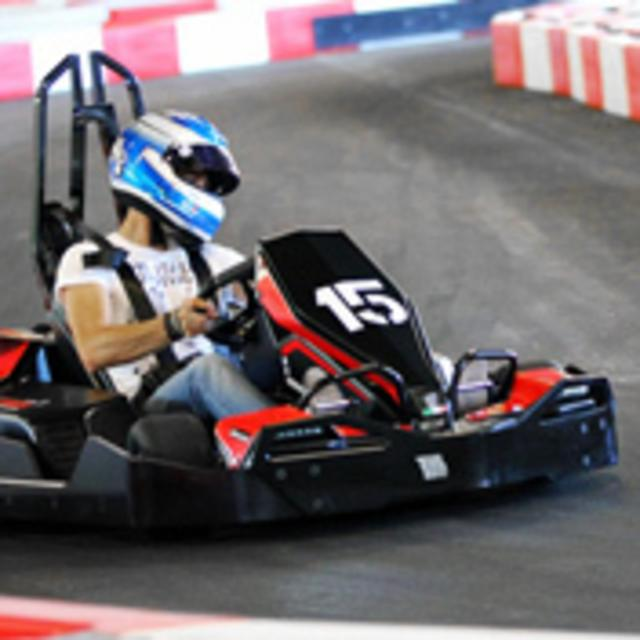 Thunberbolt Indoor Karting