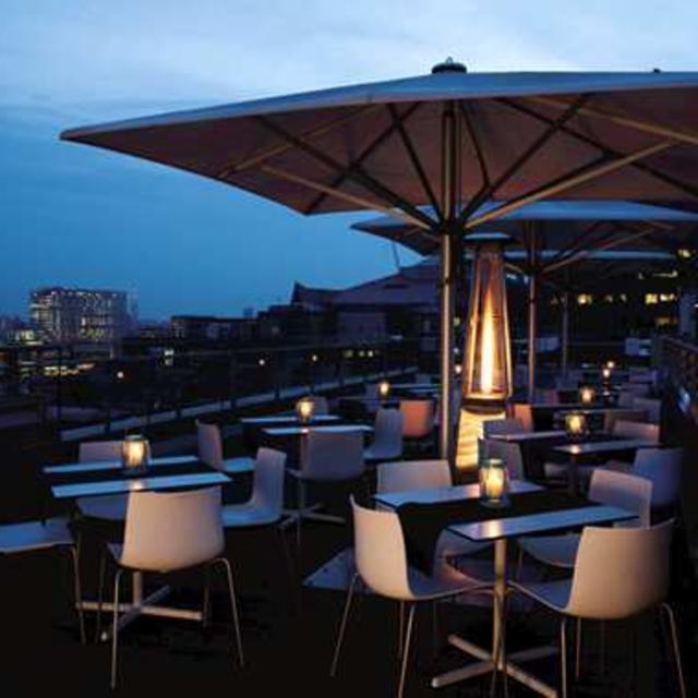 NEW Sky Lounge