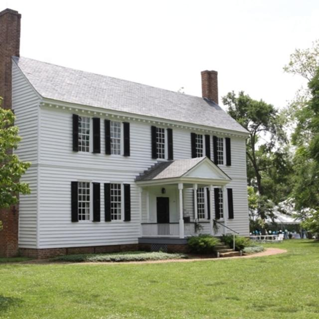 NEW Tuckahoe Plantation